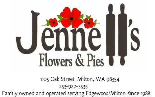 Jennell's Flowers and Pies